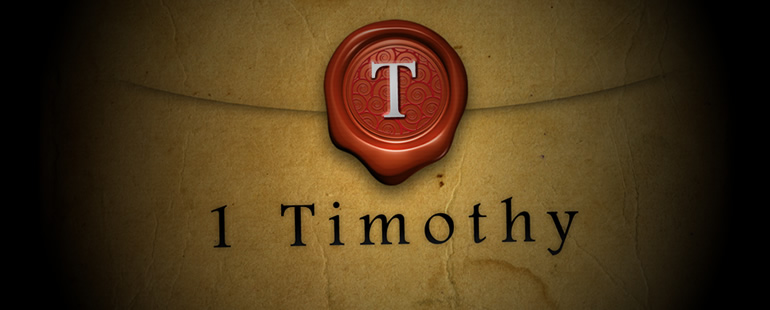 1 Timothy Part 4